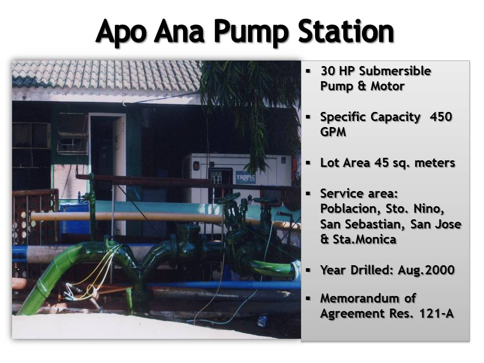2. Apo Ana Pump Station