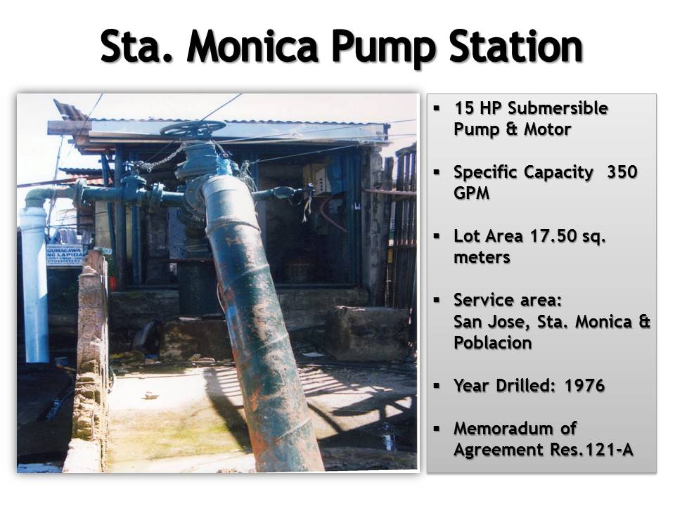 3. Sta. Monica Pump Station