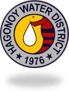 HAGONOY WATER DISTRICT Official Logo